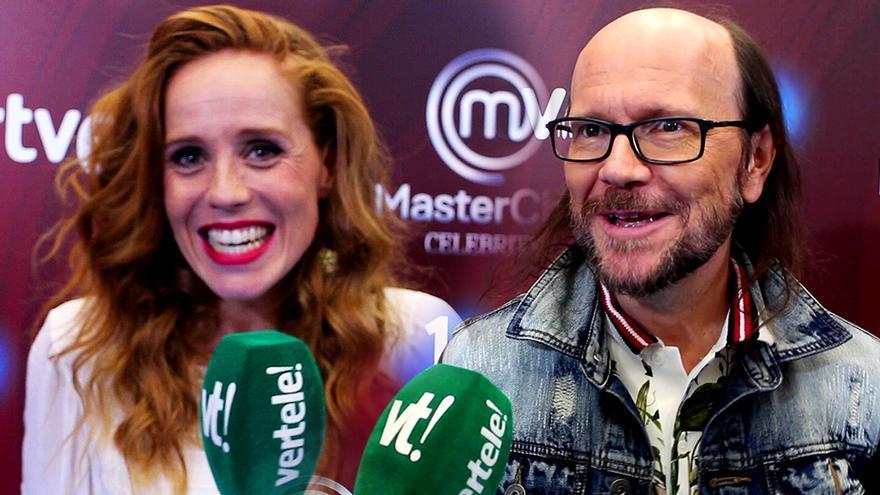 Las armas de María Castro y Santiago Segura para ganar MasterChef