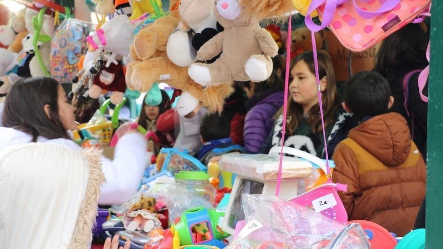 El Rastrillo Infantil Solidario de Barakaldo recauda más de 18.300 euros para La Cuadri del Hospi