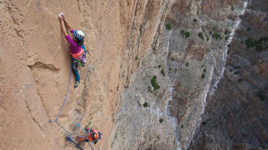 Equipo Femenino Alpinismo.