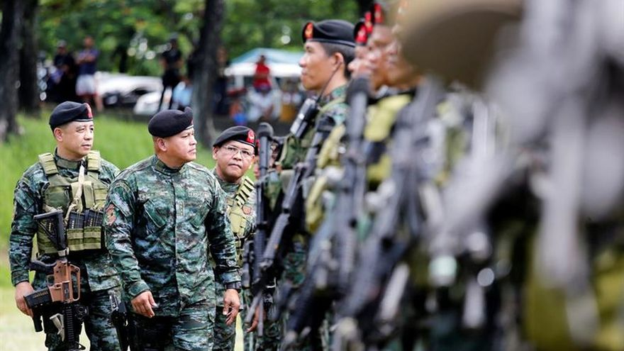 Fuerzas Especiales de Filipinas toman el control de la mayor cárcel del país