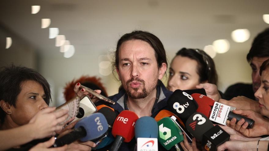 Podemos también pide que el fiscal general explique en el Congreso si intercedió por presidentes autonómicos del PP