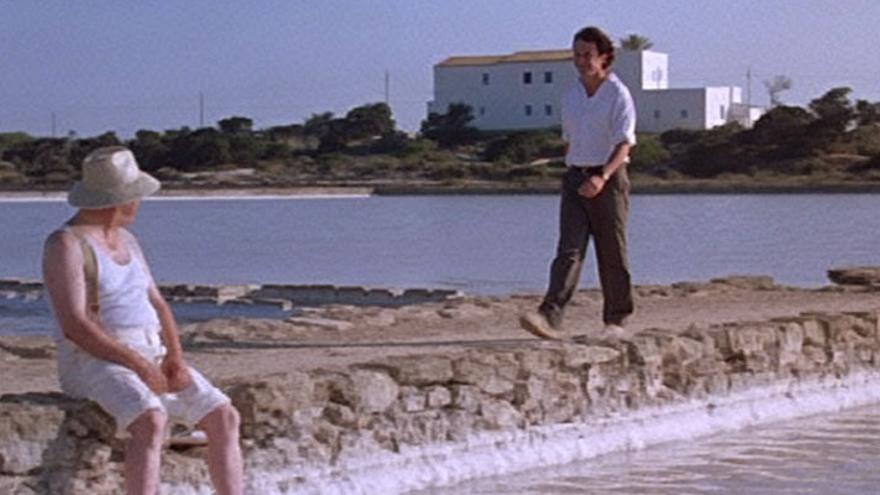 Fotograma de la película 'L'illa de l'holandés'