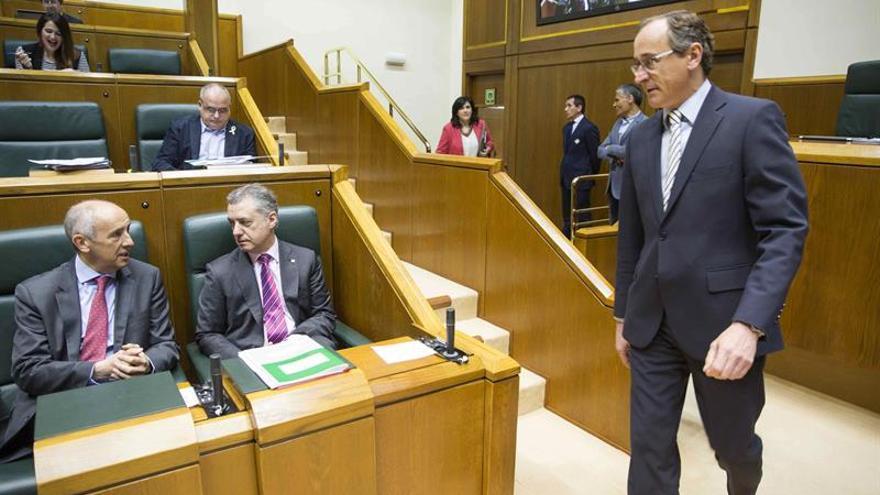 Alonso (PP) sobre ETA: la noticia buena es que el Estado de derecho triunfó