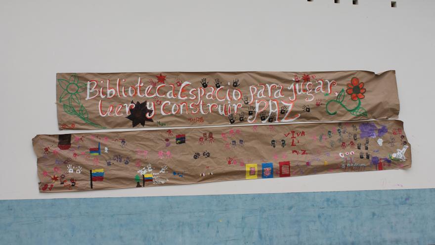 Ayuda en Acción trabaja desde el año 2013 en El Salado en el proceso de reconstrucción y construcción de futuro.