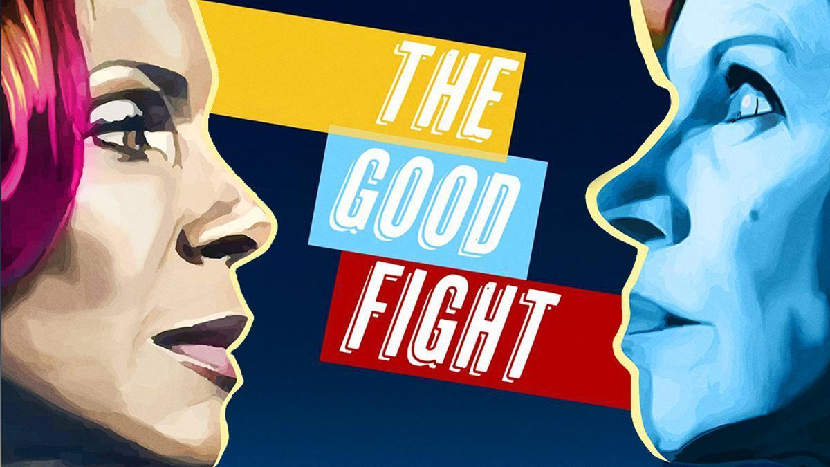 Cartel promocional de la temporada 5 de The Good Fight
