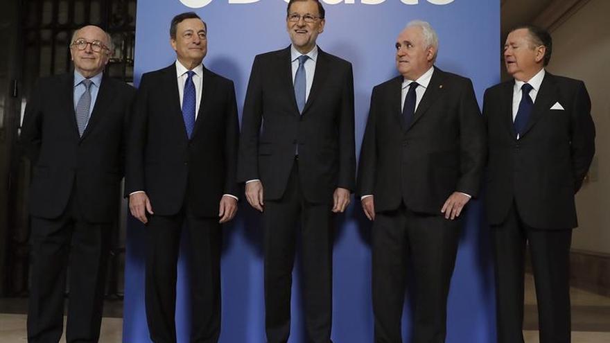 Draghi alerta de que se debilita el impulso reformista porque es impopular