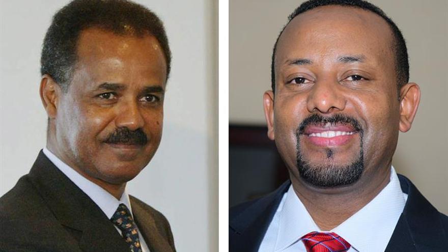 Eritrea reabrirá su embajada en Etiopía este domingo tras el acuerdo de paz