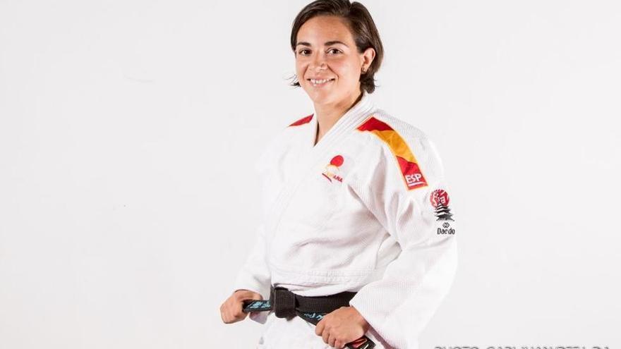 La judoca cordobesa Julia Figueroa se colgó la medalla de oro en la categoría de hasta 48 kilos en el Gran Premio de Marrakech