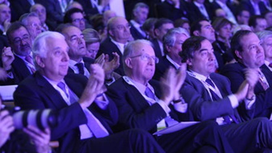 Candidatos a la presidencia de CEOE