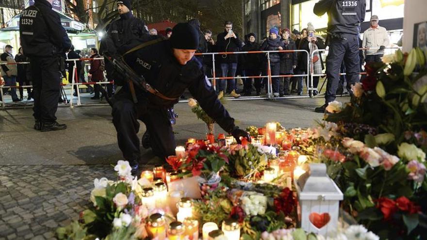 Prosigue en Alemania la investigación del atentado de Berlín