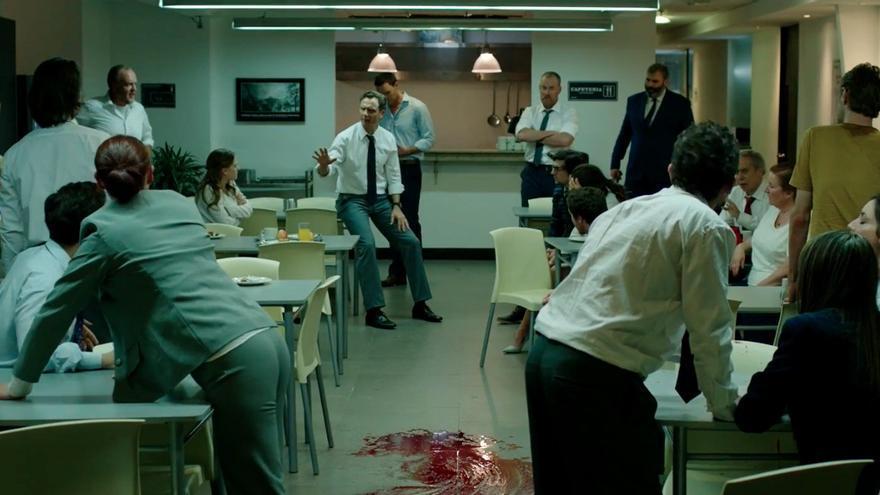 'The Belko experiment' presenta una batalla por la supervivencia en unas oficinas