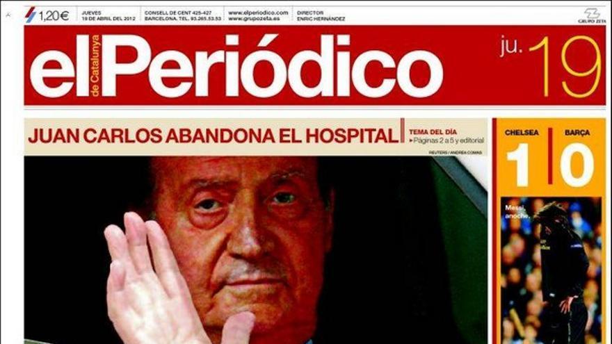 De las portadas del día (19/04/2012) #10