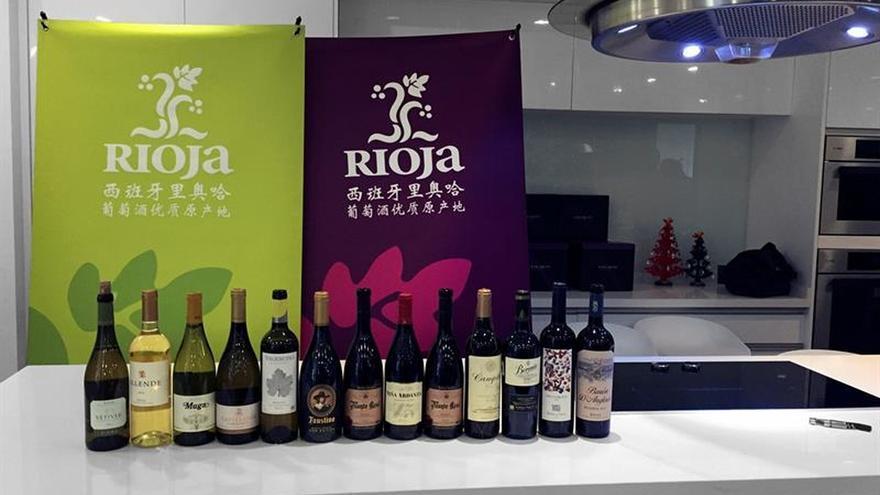 El Rioja desata la creatividad de los mejores sumilleres chinos