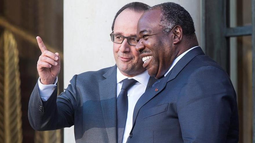El presidente de Gabón: La democracia no encaja con el asalto al Parlamento