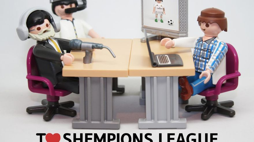 I love Shempions League