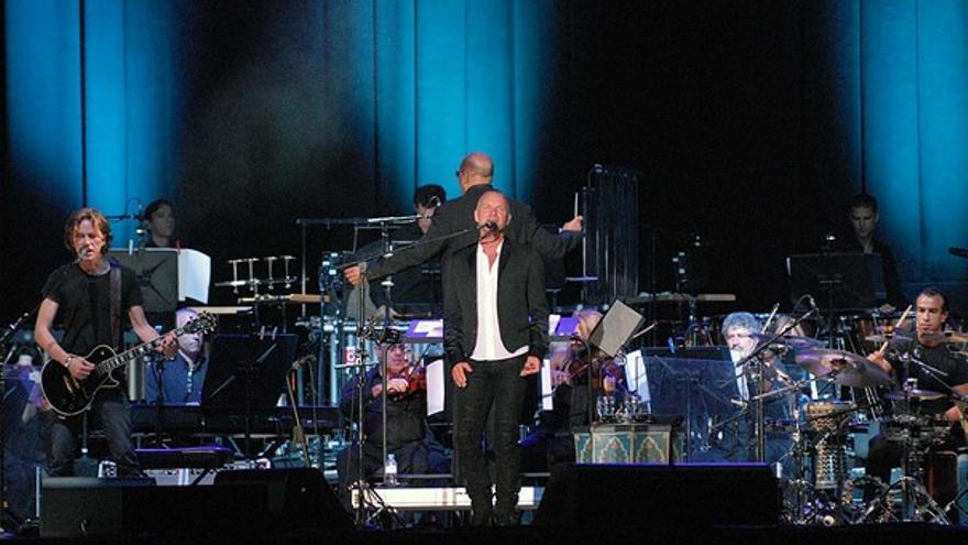 Del concierto de Sting #7
