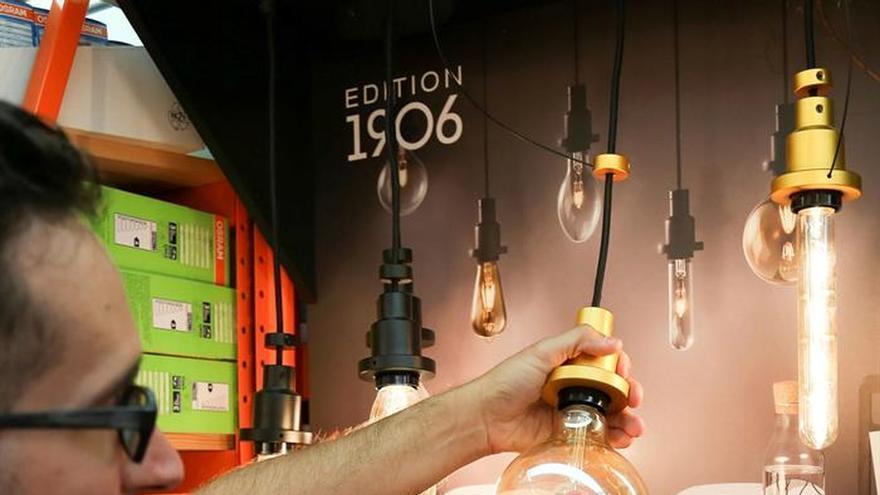 El 54% de los consumidores no sabe que en un mes ya no se fabricarán bombillas halógenas
