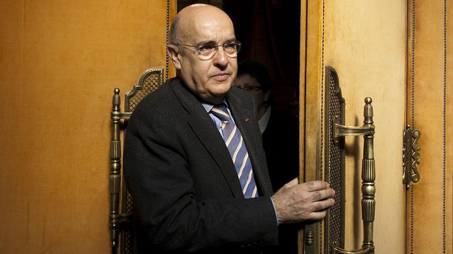 El conseller de Salut de la Generalitat, Boi Ruiz, en una imagen de archivo (Edu Bayer)