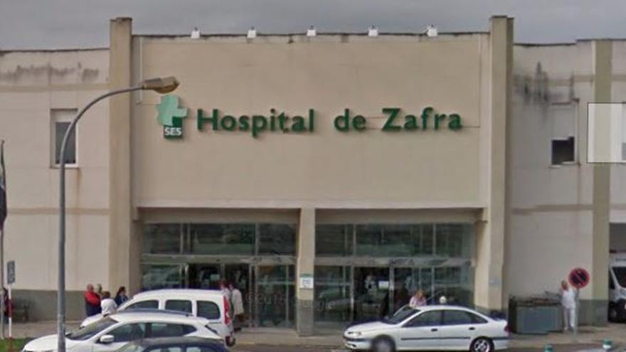 Hospital Zafra SES