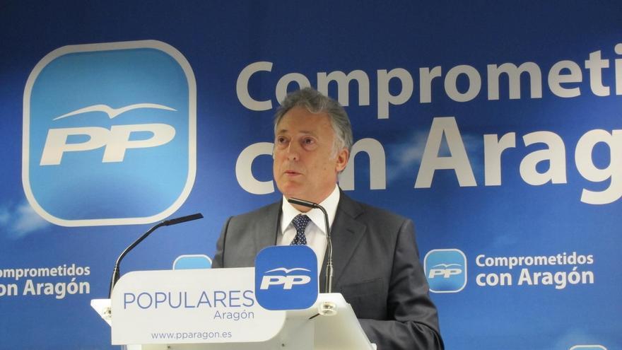 El PP de Aragón confirma que Rudi no será la jefa de la oposición y que ocupará un puesto de senadora autonómica