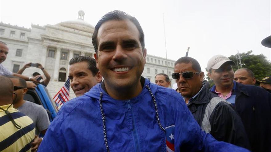 El nuevo gobernador de Puerto Rico convoca mítines para impulsar la anexión a EE.UU.