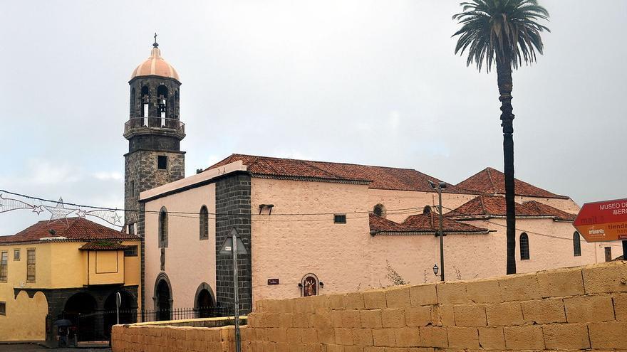 Iglesia de Santo Domingo en La Orotava