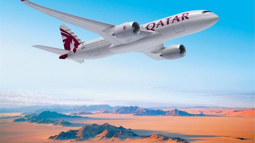 El cuarteto árabe crea pasillos aéreos para la compañía catarí tras el boicot