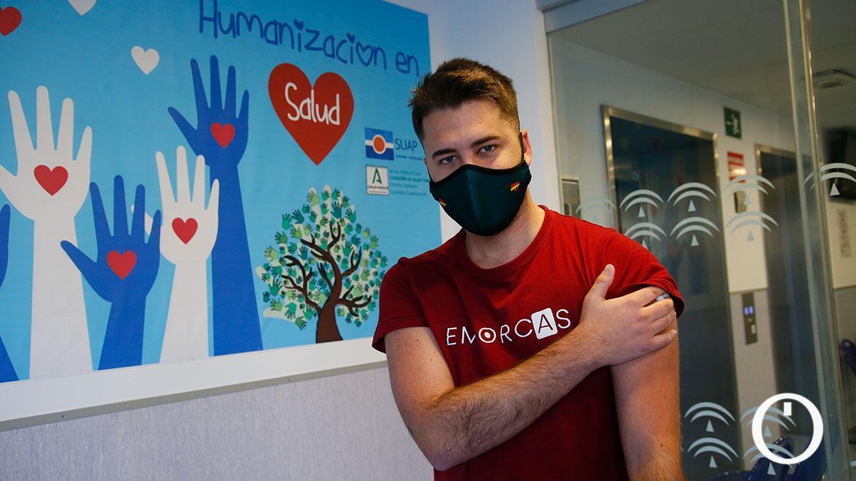 Retoman la vacunación de Astrazeneca en el centro de salud del Sector Sur