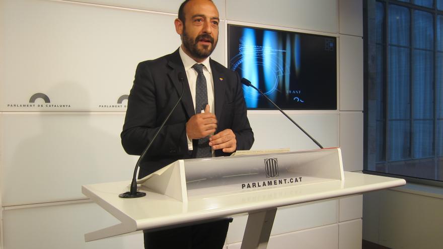 """C's exige a Rajoy """"firmeza y fortaleza"""" para gobernar y flexibilizar el déficit"""