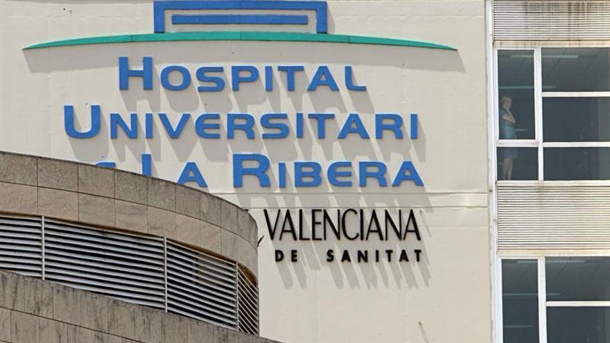 El Hospital de la Ribera, en Alzira