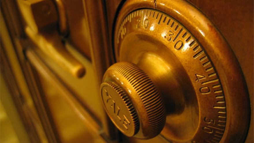 La tarjeta SIM es como la caja fuerte que guarda el IMSI (Foto: Wikimedia Commons)