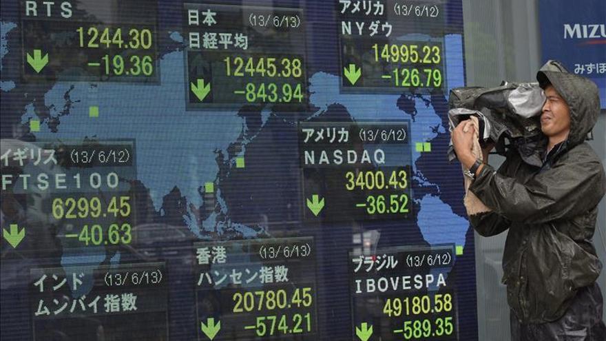 Tokio sube más del 4 por ciento a media sesión por la ampliación de estímulo