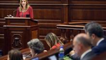 Consenso en el Parlamento de Canarias para subir el presupuesto educativo hasta el 4% del PIB de las islas