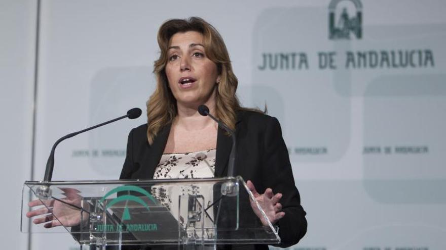 Susana Díaz mantiene que las balanzas fiscales se utilizan para confrontar