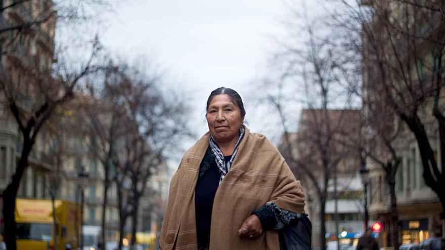 La hermana de Evo Morales, que pudo haber sido primera dama, fallece en Bolivia