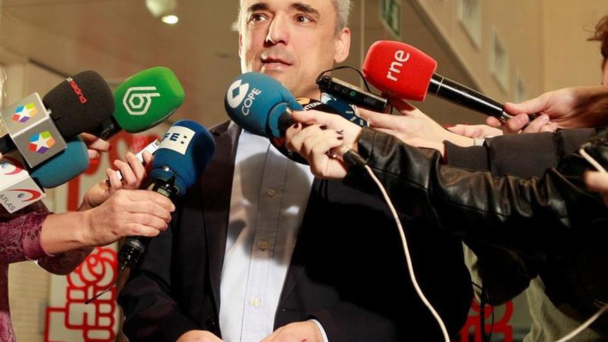 Simancas: Marjaliza ha dejado claro por qué me impidieron gobernar en 2003