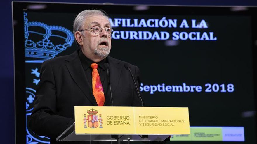 El secretario de Estado de la Seguridad, Octavio Granado.