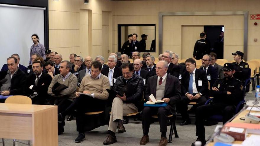 La Fiscalía abre la puerta a acusar por falsedad contable en el juicio de Bankia