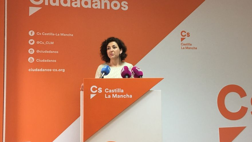 Cs sugiere que la reforma de la ley electoral en Castilla-La Mancha obligue a concurrir con listas abiertas