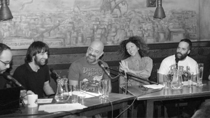 Goyo Jiménez demostrando enciclopédicos conocimientos en 'Lo de las noticias'