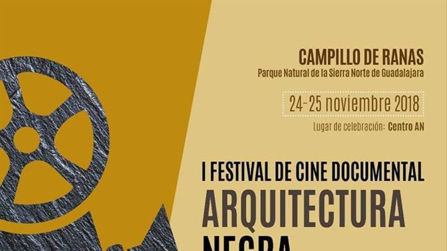 Festival documental arquitectura negra