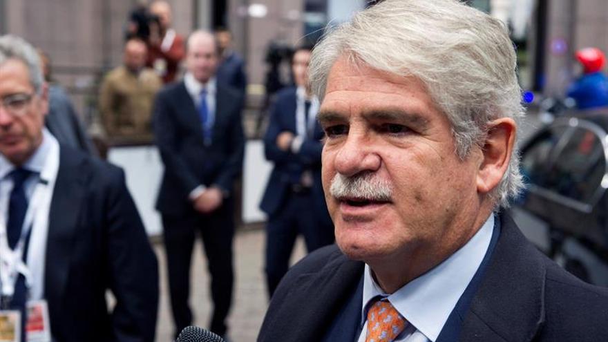España llama a la paz y la colaboración en el recuento electoral en Honduras