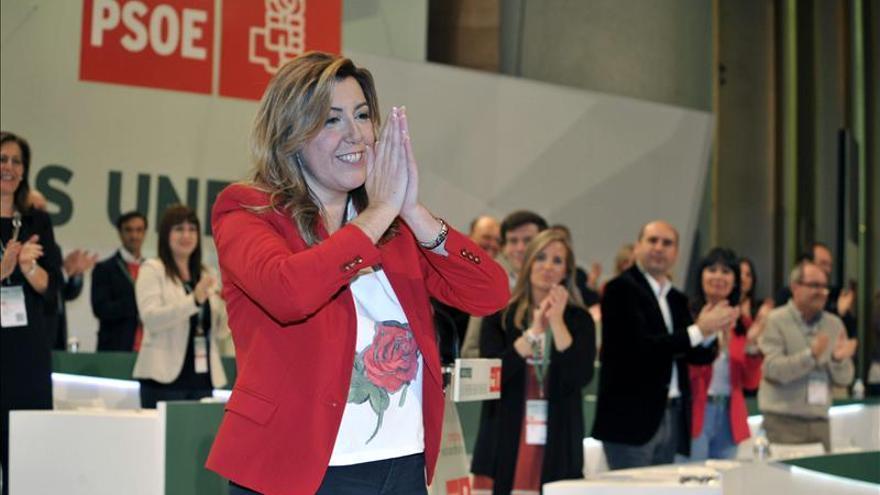 Díaz señala que Andalucía está demostrando que hay otra manera de hacer las cosas