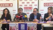 """Unai Sordo condena el """"argumentario lamentable"""" del Gobierno de Rajoy con el 8M"""