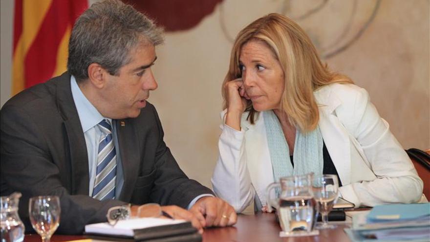 El Govern cree que la unidad catalana a favor de la consulta está preservada