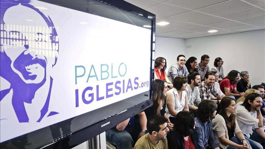 Iglesias dice que pocas cosas puede hacer Rajoy para revertir la situación del Gobierno