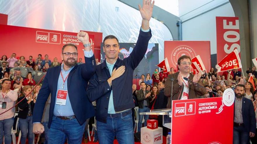 Sánchez avisa a Cs: Se atan a la ultraderecha con el cordón sanitario al PSOE