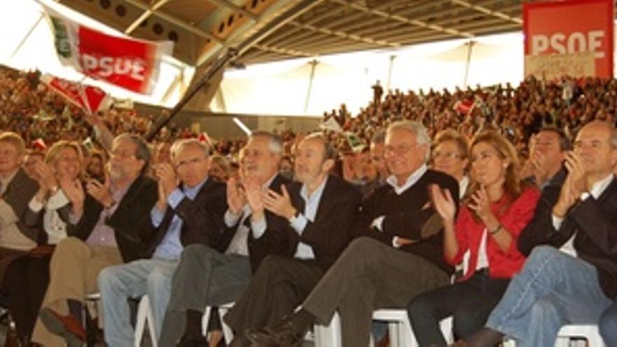 Dirigentes Del PSOE En Dos Hermanas