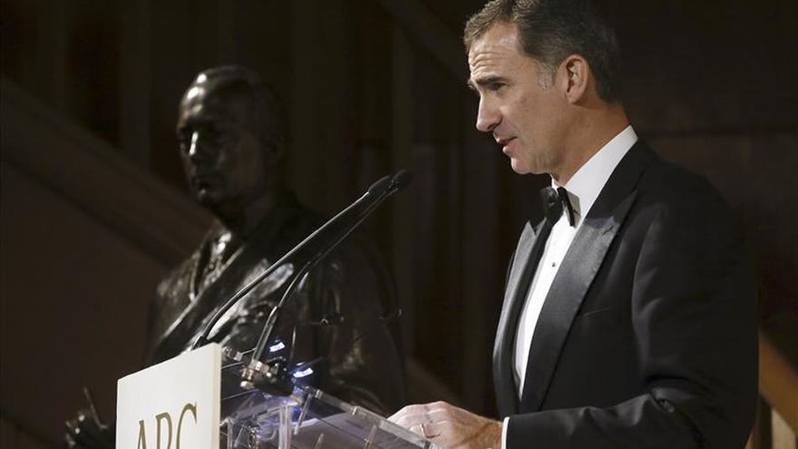 El Rey: El futuro de España pasa por sumar fuerzas y buscar encuentros