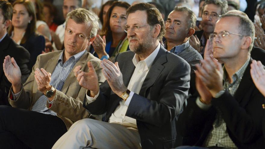 """Rajoy dice que """"las cosas no son blancas o negras, hay otros tonos"""""""